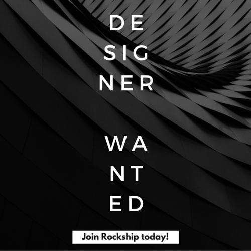 [EN | GRAPHIC] RockShip tuyển dụng Designer