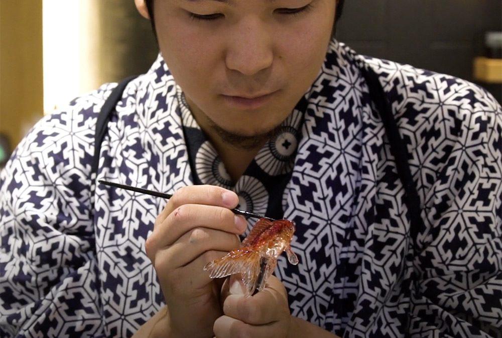 """Những tác phẩm """"Tò he"""" độc đáo của nghệ nhân Nhật Bản, Shinri Tezuka"""
