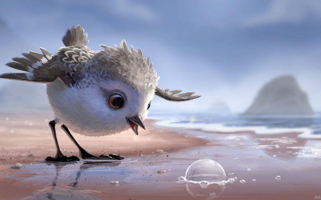 """""""Piper trên bờ biển"""" và những chuyện chưa kể"""