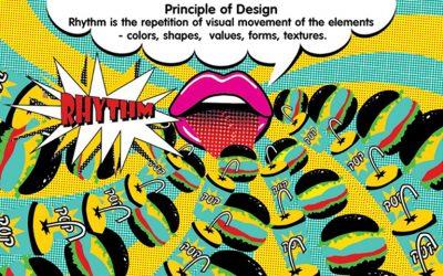 Những bước chân chập chững vào thế giới Design