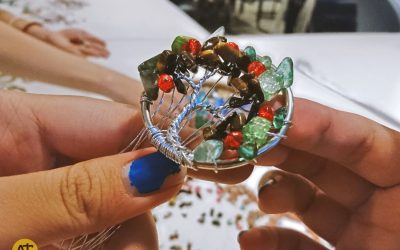 Workshop handmade – Tree of life