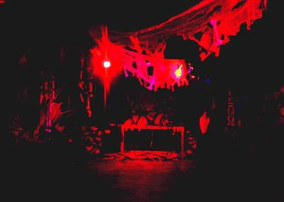 X-HIGH HALLOWEEN PARTY