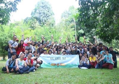 ADC SCHOOL TRIP – A Trip To Madagui (20 & 21/12/2014)