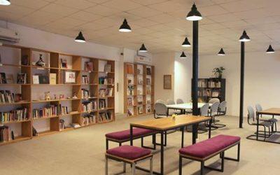 Khai trương không gian phòng đọc Sàn Art