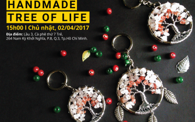 Workshop handmade:  Tree of life